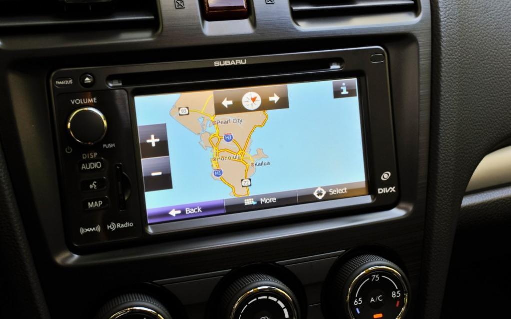 SatNav tips and hacks | Subaru XV Crosstrek Forums