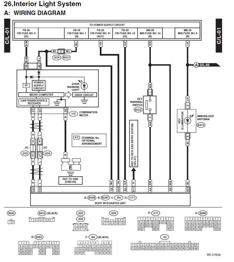 Xv Crosstrek Wiring Diagram