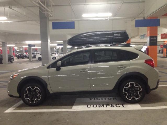 Best Cargo Box For Crosstrek Subaru Xv Crosstrek Forums