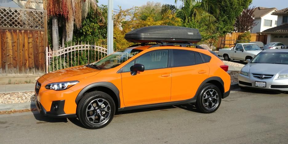 Applies To All Model Years Rooftop Cargo Boxes Subaru Xv Crosstrek Forums