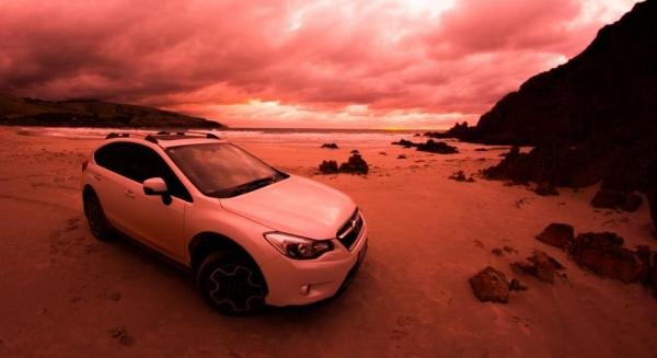 Showcase cover image for Geetarvm's 2012 Subaru XV 2.0i-S CVT