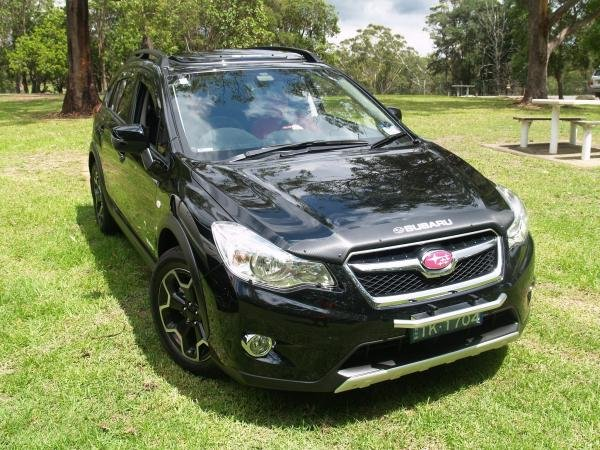 Showcase cover image for MY12 Subaru XV 2.0i L   CVT