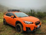 2019 Sunshine Orange Crosstrek